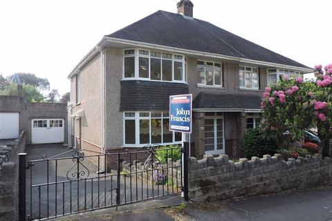 3 bedroom semi-detached house for sale - Ffynone Drive, Uplands