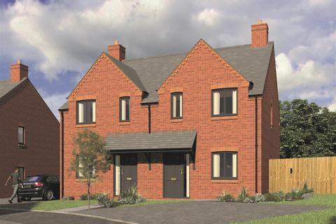 3 bedroom semi-detached house for sale - Abbotsford Grange, Sherwood Lane, Lower Wick, Worcester