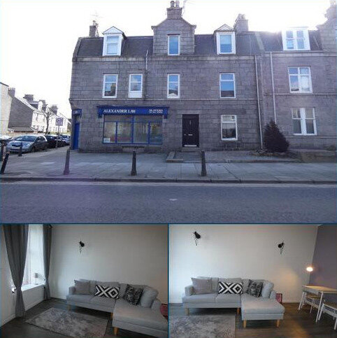 1 bedroom flat to rent - Union Grove , West End, Aberdeen, AB25 1RG