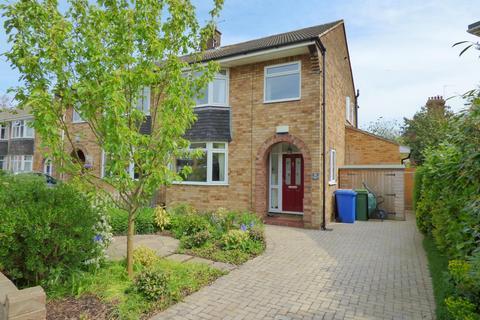 3 bedroom semi-detached house for sale - Woodlands Drive, Beverley HU17 8BZ