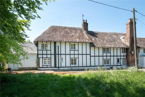 3 bedroom end of terrace house to rent - Old Post Office Cottage, Manningford Bruce, Pewsey, Wiltshire, SN9