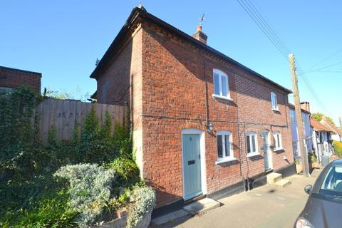 2 bedroom end of terrace house to rent - Bolton Street, Lavenham