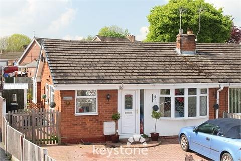 2 bedroom semi-detached bungalow for sale - Halkyn View, Connah's Quay, Flintshire. CH5 4NB