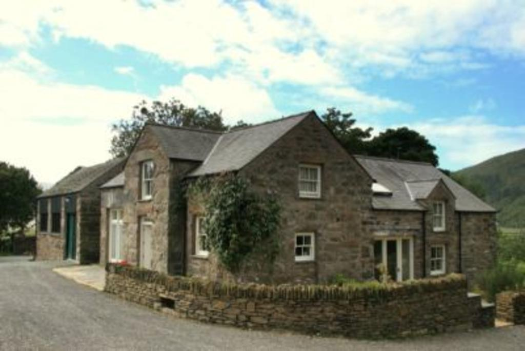 4 Bedrooms Barn Conversion Character Property for sale in Y Stabl, Glandwr Farm, LL42