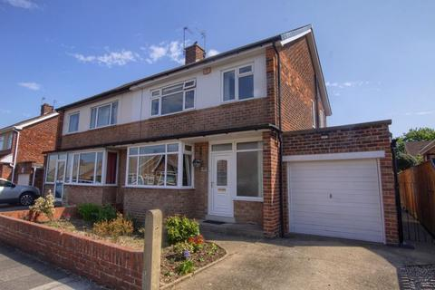3 bedroom semi-detached house for sale - Tunstall Road, Hartburn