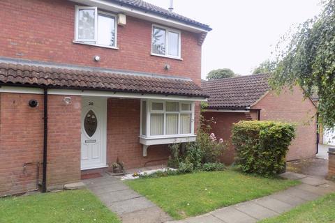 2 bedroom semi-detached house to rent - Moorland Gardens, Luton, Bedfordshire, LU2