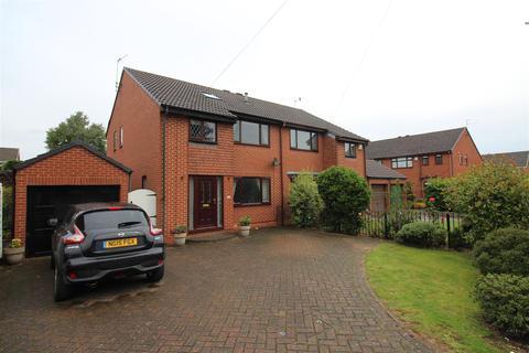 4 bedroom semi-detached house for sale - Churchill Avenue, Cottingham