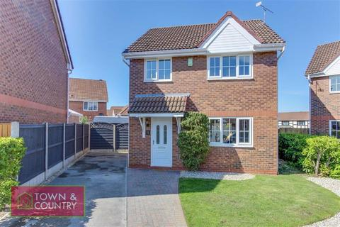 3 bedroom detached house for sale - Rumney Close, Connah's Quay, Deeside, Flintshire