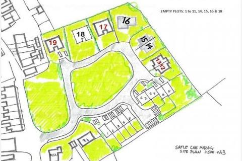 Land for sale - Plots at, Cae Madog, Trawsfynydd, LL41 4SA