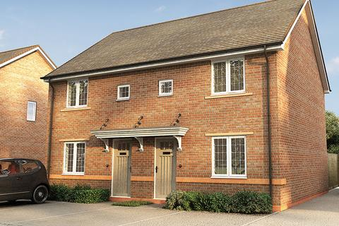 2 bedroom semi-detached house for sale - Plot 124, Sinclair at Bluebell Green, London Road, Holmes Chapel CW4