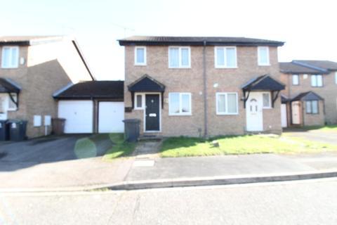 2 bedroom flat for sale - Rudyard Close , Chapel Langley, Luton, LU4 9XD