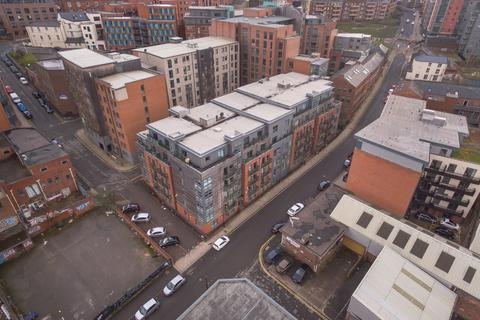 1 bedroom flat - Upper Allen Street, City Centre, Sheffield, S3 7GT