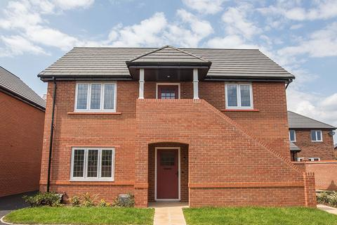 2 bedroom apartment for sale - Plot 137, The Shelley at Wistaston Brook, Church Lane, Wistaston CW2