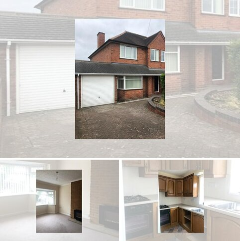 3 bedroom semi-detached house to rent - Collingwood Drive, Great Barr, Birmingham, B43 7JD