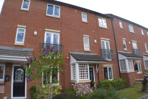 4 bedroom townhouse to rent - School Row, Castlefields, NE42