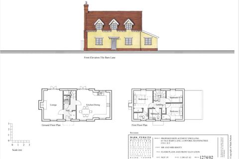 Plot for sale - Tile Barn Lane, Lawford, Manningtree, Essex, CO11