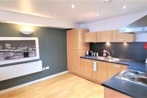 2 bedroom apartment to rent - The Danube, 38 City Road East, Manchester