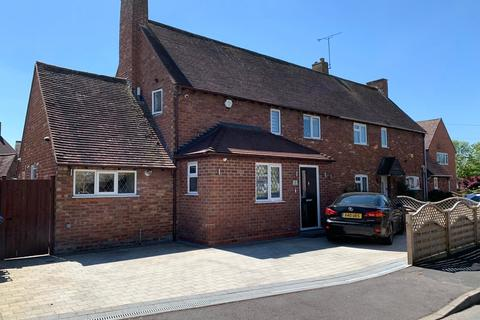 3 bedroom semi-detached house to rent - Meadow Road, Henley-in-Arden, Warwickshire, B95