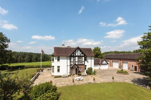 4 bedroom detached house for sale - Moss Lane, Mere