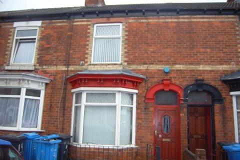 2 bedroom terraced house to rent - Sidmouth Street, HU5