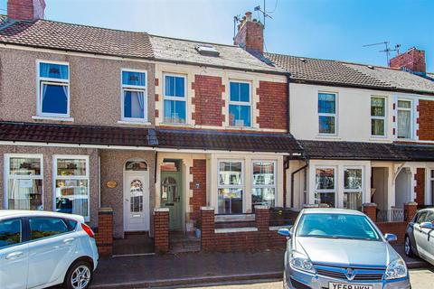 3 bedroom terraced house for sale - Staines Street, Cardiff