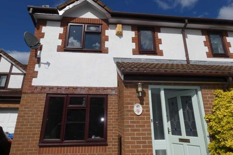 3 bedroom semi-detached house for sale - Fleetwood Close, Great Sankey