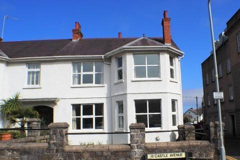 3 bedroom semi-detached house to rent - Castle Avenue, Mumbles, Swansea, SA3 4BA