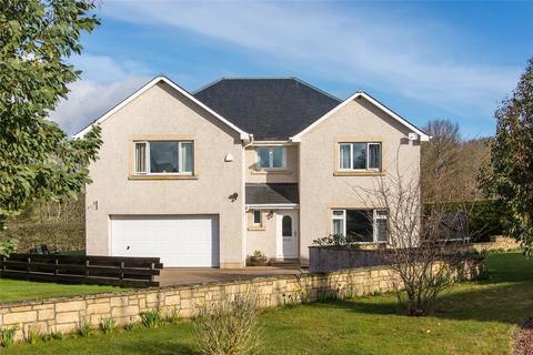 5 bedroom detached house for sale - Brockfield, Houndridge, Kelso, Scottish Borders, TD5