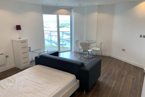 Studio to rent - The Heart Media City Salford Quays M50