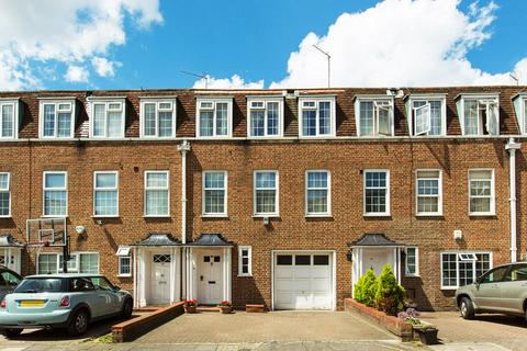 4 bedroom terraced house for sale - THE MARLOWES, NW8 6NA