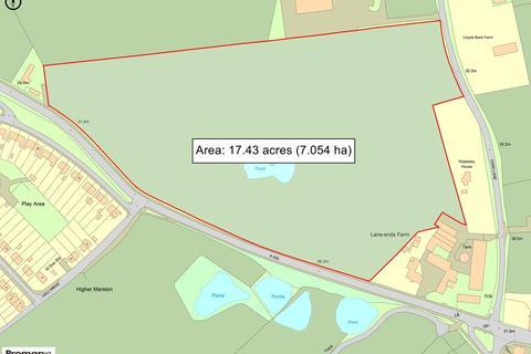 Land for sale - Marston Lane, Marston