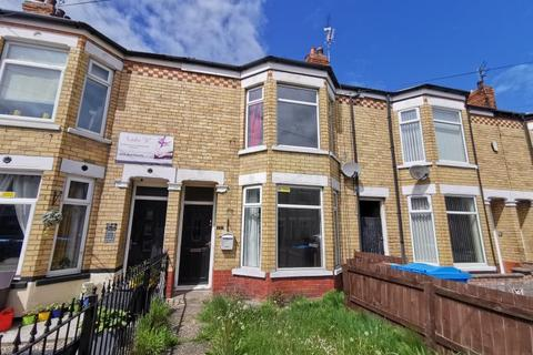 3 bedroom terraced house to rent - SWINBURNE ST, HULL, HU8