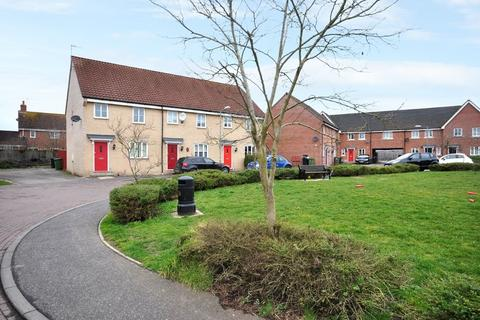 3 bedroom end of terrace house to rent - Trafalgar Way, Diss