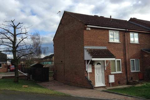 2 bedroom semi-detached house to rent - Sallywood Close, Stenson Fields
