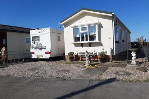2 bedroom mobile home for sale - Chestnut Close, Littlethorpe, LE19 2HN