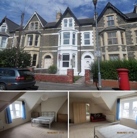 1 bedroom in a house share to rent - Kings Road, Pontcanna, Cardiff, CF11 9DD