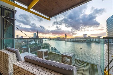 2 bedroom flat for sale - Montevetro, Battersea Church Road, Battersea, London, SW11