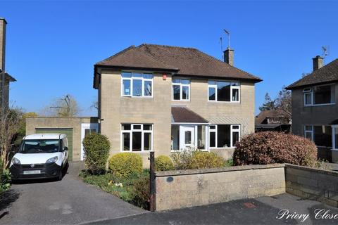 3 bedroom detached house for sale - Priory Close, Combe Down, Bath
