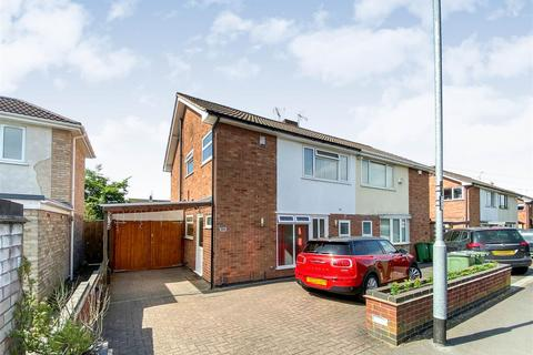 3 bedroom semi-detached house for sale - Glenfield Frith Drive, Glenfield, Leicester