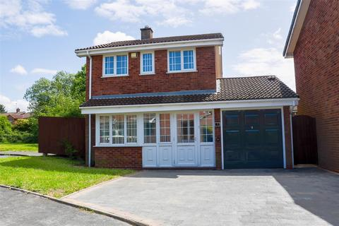 3 bedroom detached house for sale - Meranti Close, Willenhall
