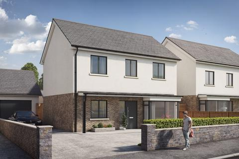 4 bedroom detached house for sale - Plot 1 at Gower Road, 665-667 Gower Road, Upper Killay, Swansea SA2