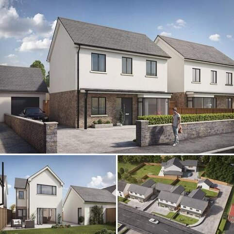 4 bedroom detached house for sale - Plot 2 at Gower Road, 665-667 Gower Road, Upper Killay, Swansea SA2
