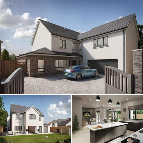 5 bedroom detached house for sale - Plot 4 at Gower Road, 665-667 Gower Road, Upper Killay, Swansea SA2