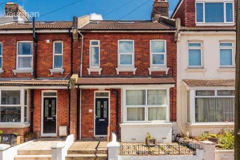 5 bedroom terraced house to rent - Buller Road, Brighton, East Sussex, BN2