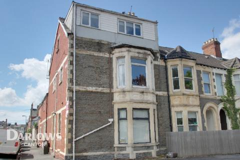 1 bedroom flat for sale - Leckwith Road, Cardiff