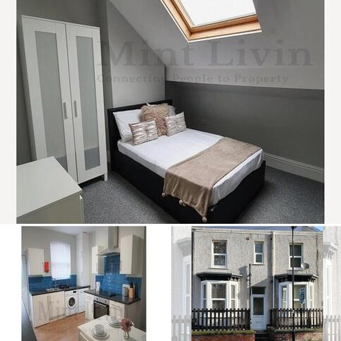 1 bedroom property to rent - 1 bedroom Terraced House Share in Wincobank