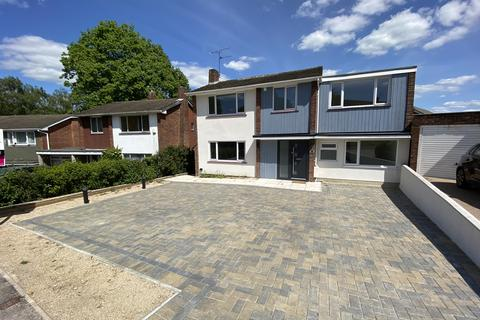 4 bedroom detached house for sale - The Parkway, Bassett, Southampton SO16