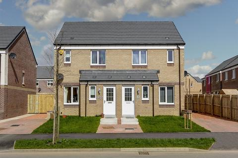 3 bedroom semi-detached house for sale - Plot 94-o, The Ardbeg at Castle Gardens, Gilbertfield Road G72