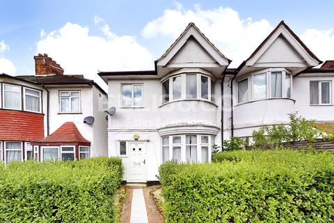 4 bedroom semi-detached house for sale - Golders Manor Drive, London, NW11