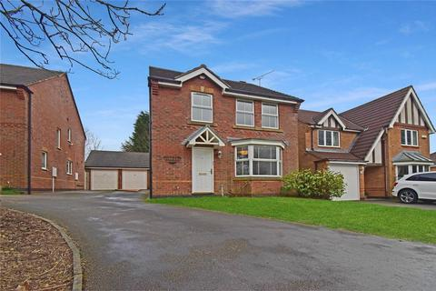 4 bedroom detached house for sale - Newlyn Drive, South Normanton, ALFRETON, Derbyshire